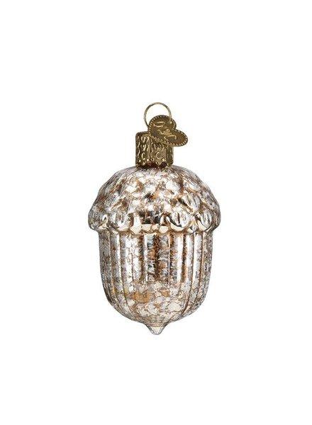 Vintage Acorn Ornament
