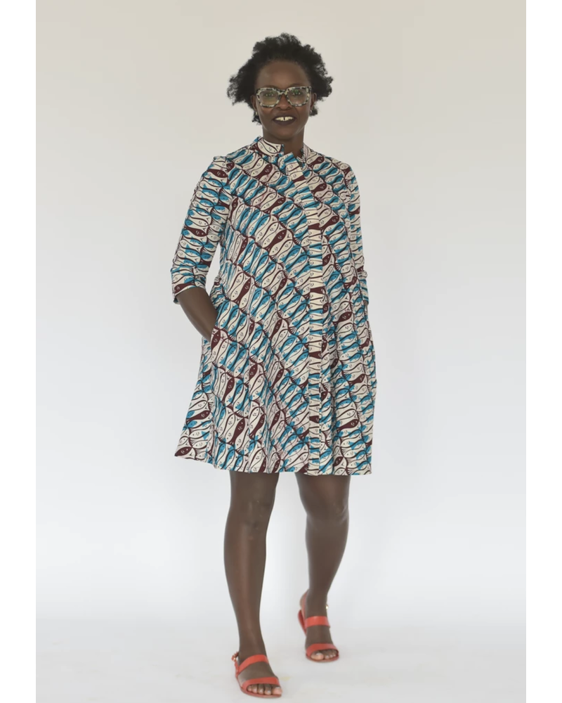 Hooked Dress