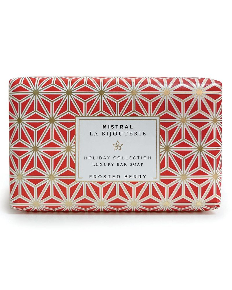 BAR SOAP, Jewels Frosted Berry