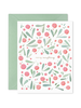 Merry Berries Greeting Card