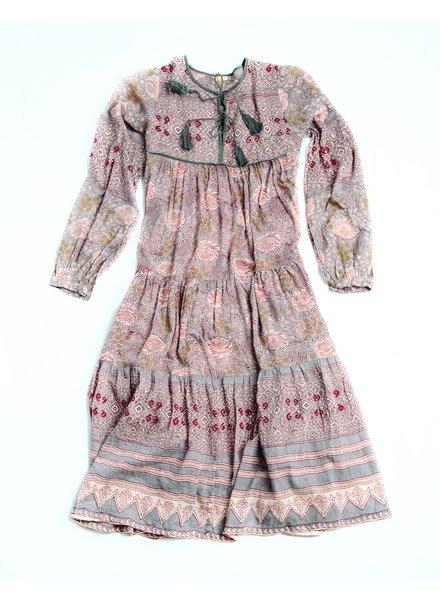 Yamini Booj Dress- Stone- L