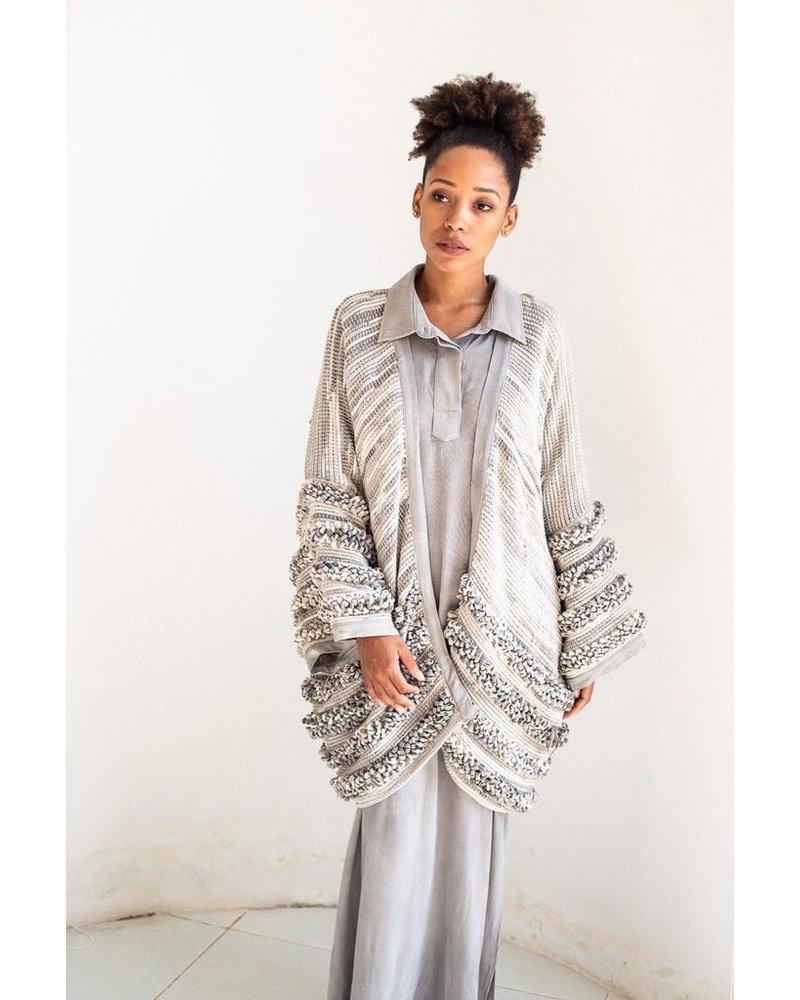 Sorya Jacket- Grey