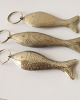 Small fish key chain