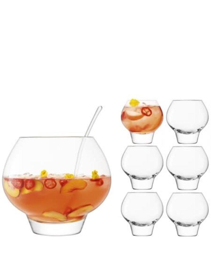 Rum Punchbowl Set
