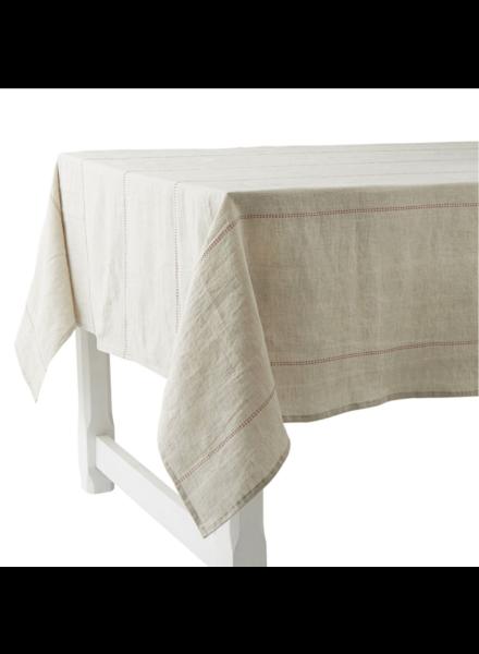 Rythmo Table Cloth Red