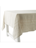 Rythmo Table Cloth Onyx