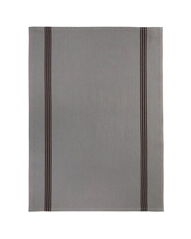 Tea Towel Piano Grey
