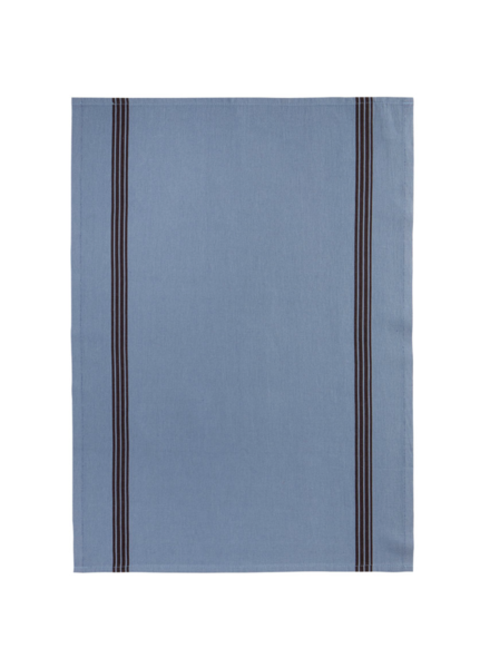 Tea Towel Piano Blue De Prusse