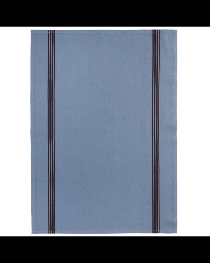 Tea Towel Piano Blue De Prusse