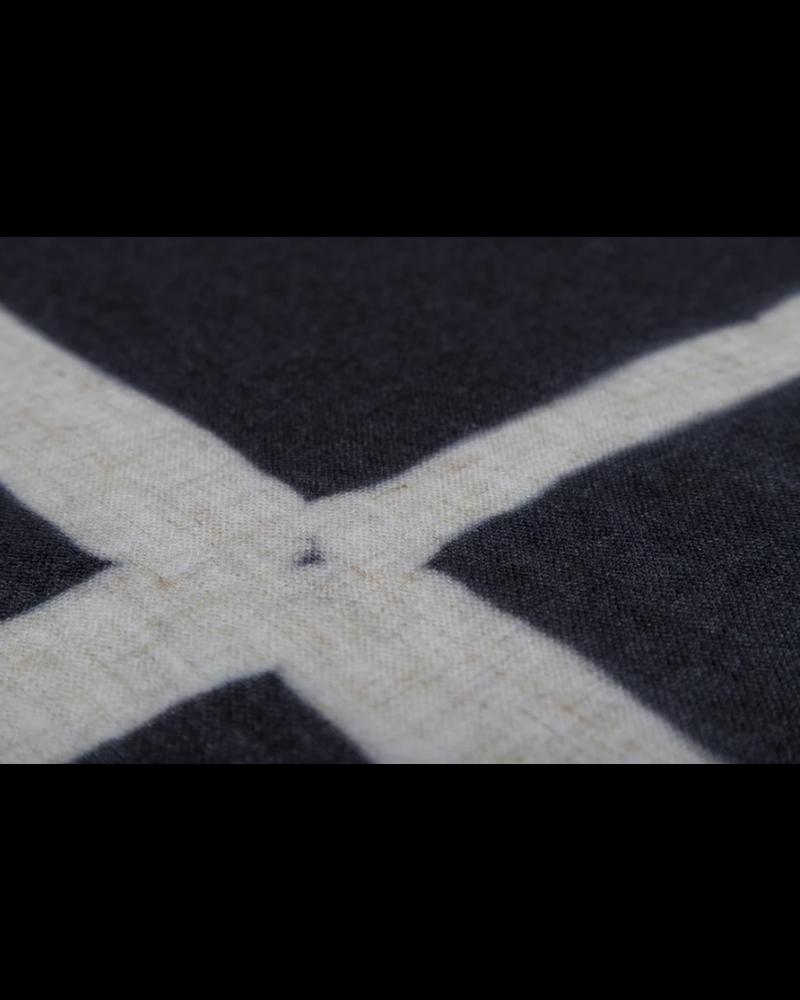 Nuance Wool Scarf- Black