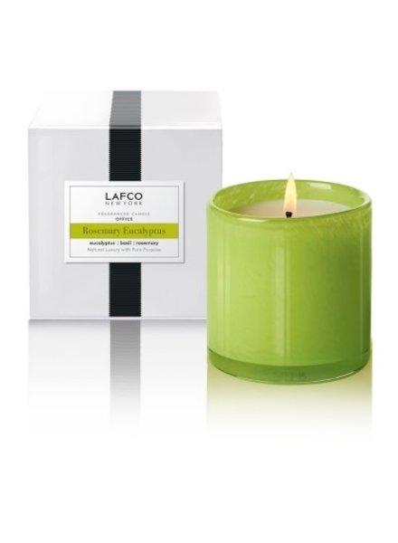 Office Candle- Rosemary Eucalyptus 15.05 oz