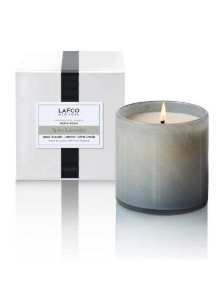 Media Room Candle- Spike Lavender 15.5oz