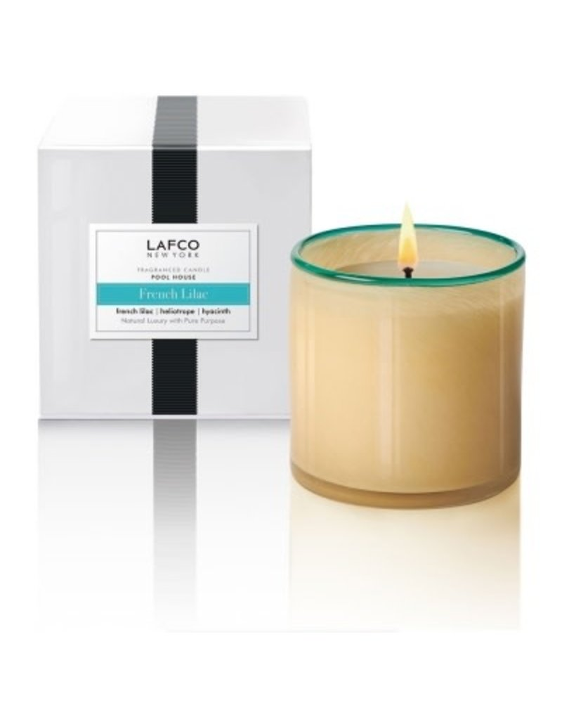 Pool House Candle- French Lilac 15.5oz