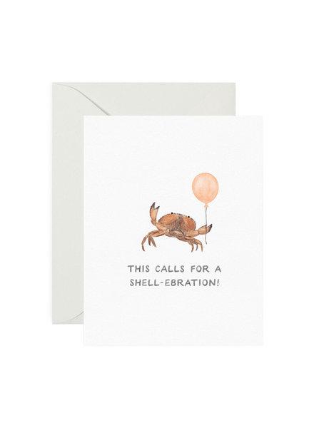 Shell-ebration Congrats