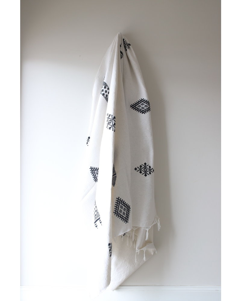 #106, Handwoven Cotton - Medium