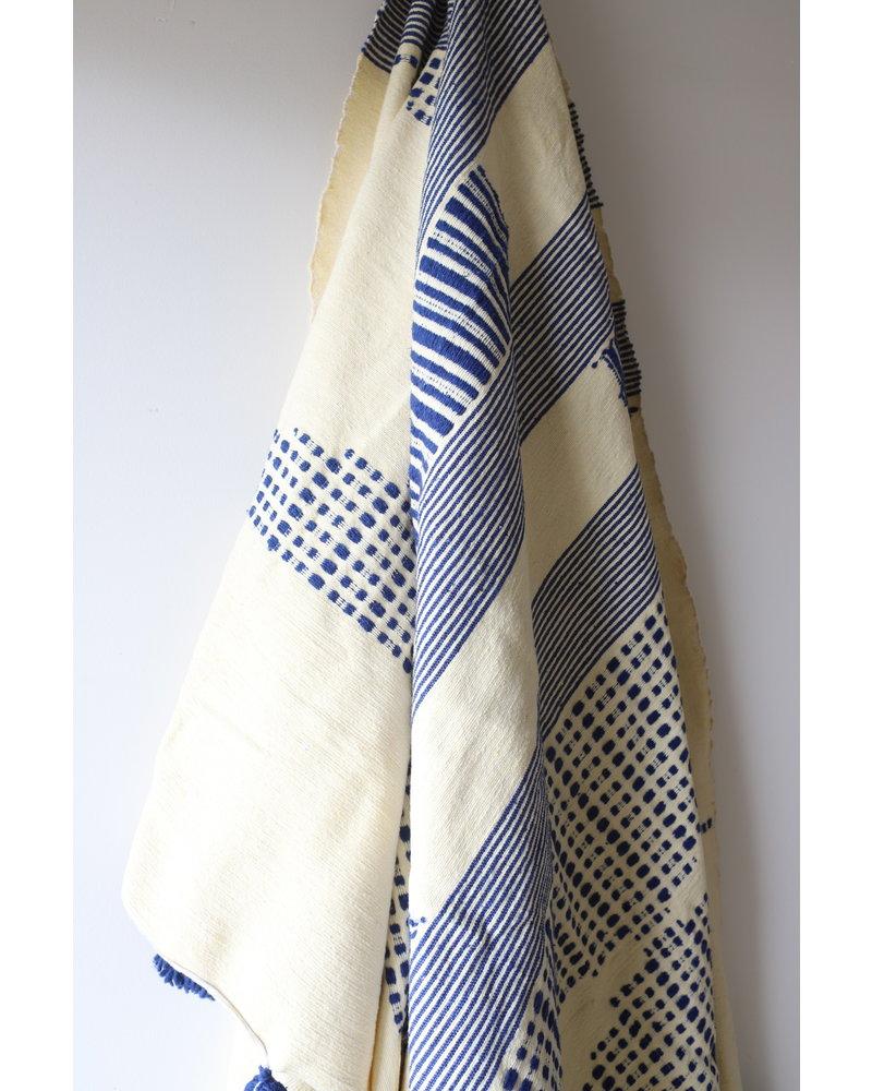 #121, Pattern Cotton - Large