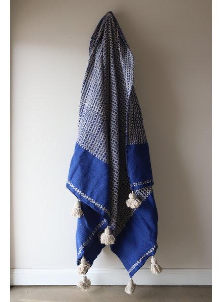 #122, Pattern Cotton - Large