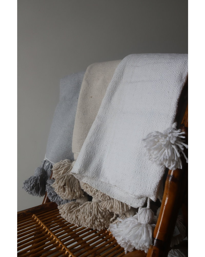 MOROCCAN SINGLE BLANKET
