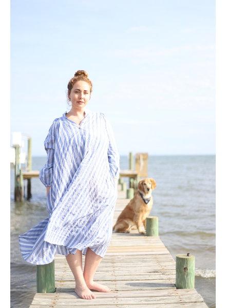 Altin Dress- Souk Stripe