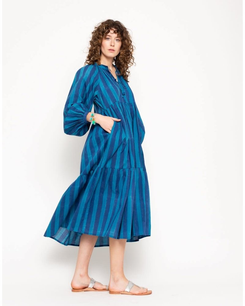 Jaya Riviera Dress- Capri