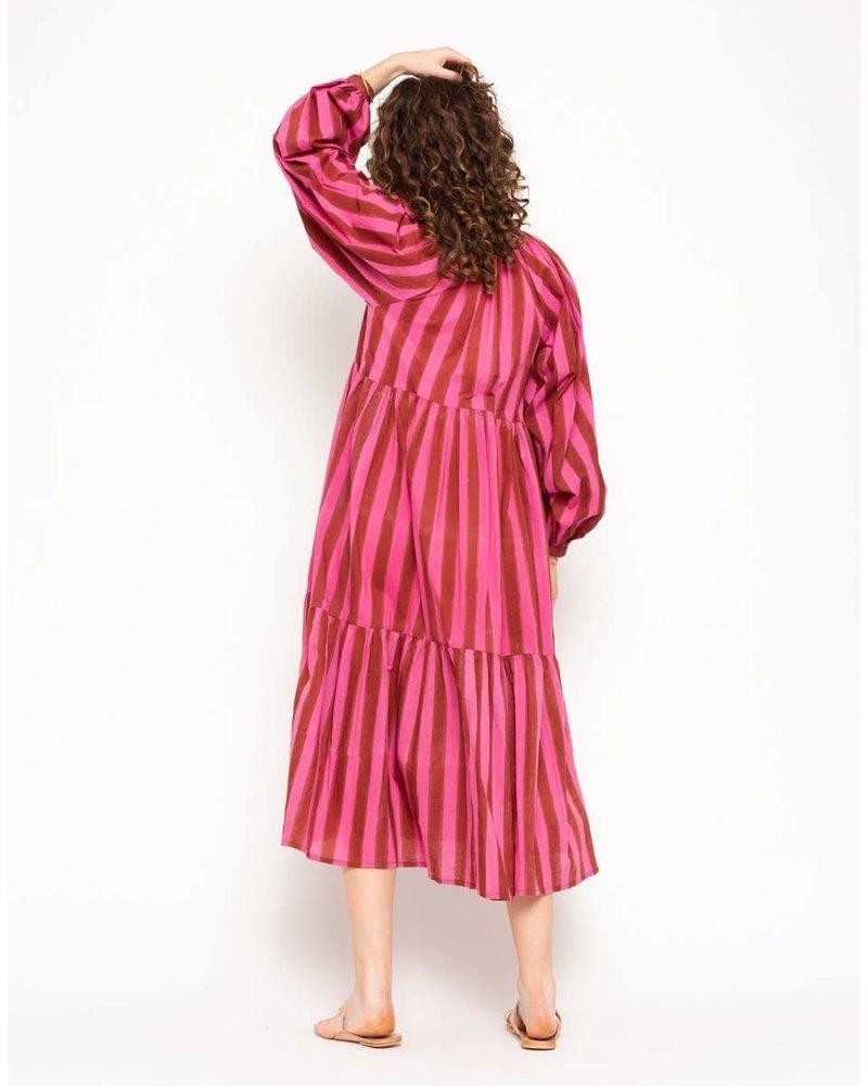 Jaya Riviera Dress- India