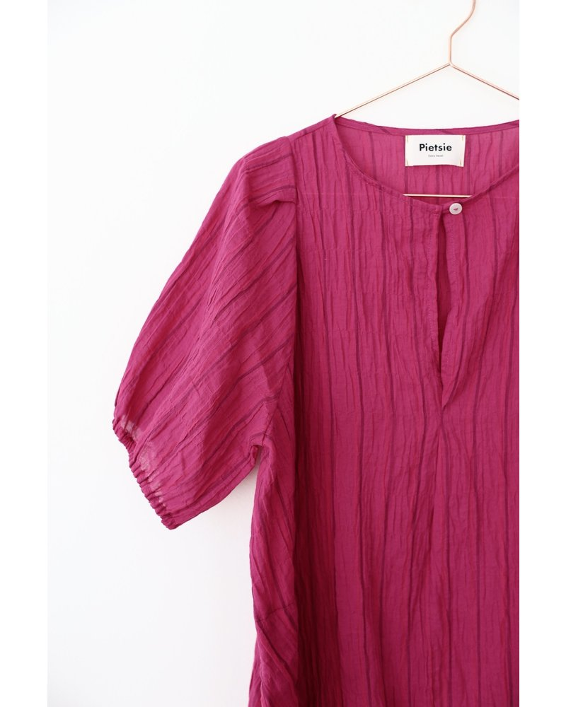Springs Dress- Prickly Pear