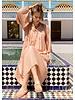 Phool Dress- Pink Quartz