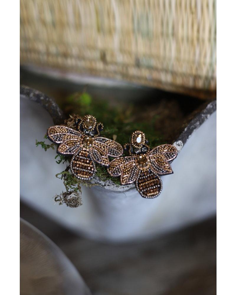 Bee's Knees Earrings