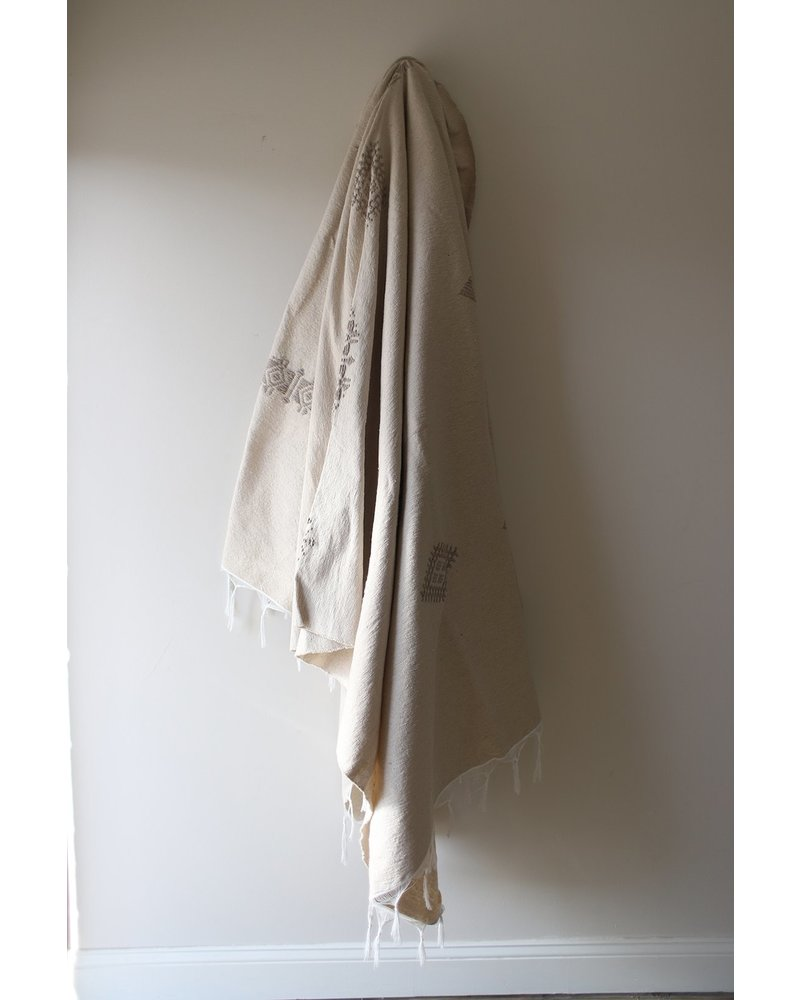 #112, Handwoven Cotton - Medium