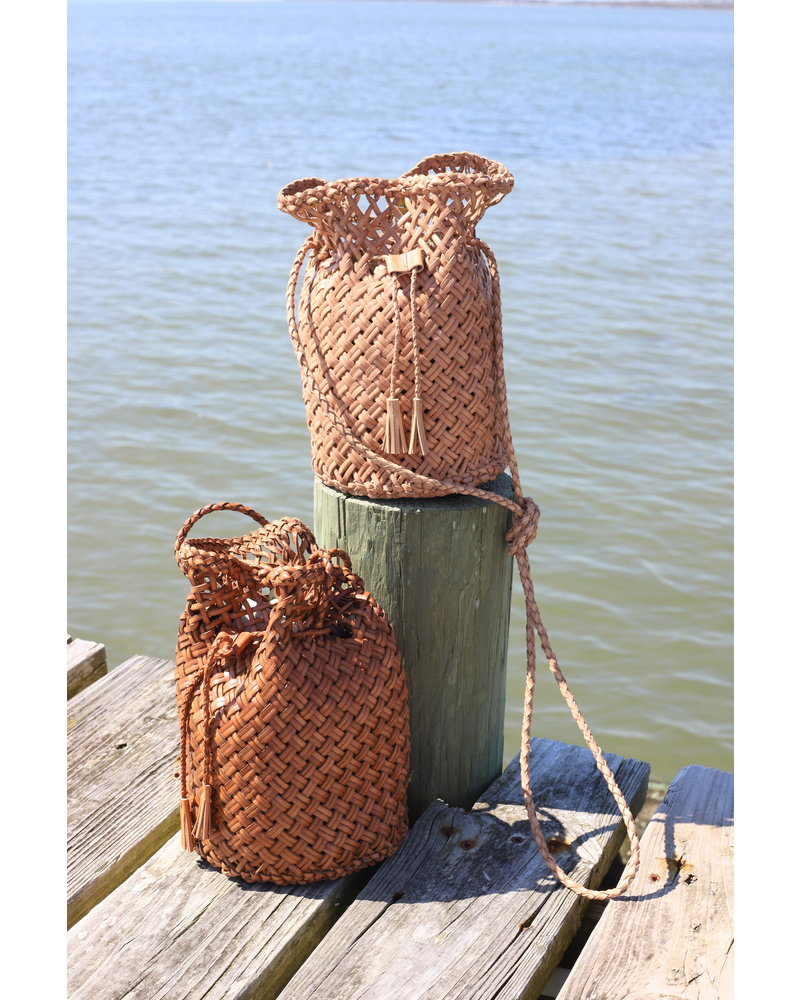 Weligama Bay Leather Crossbody