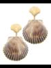 Saint Jacques Earrings