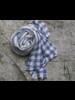 Blue Stripe/Check Duapatta