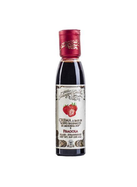 Balsamic Strawberry Glaze