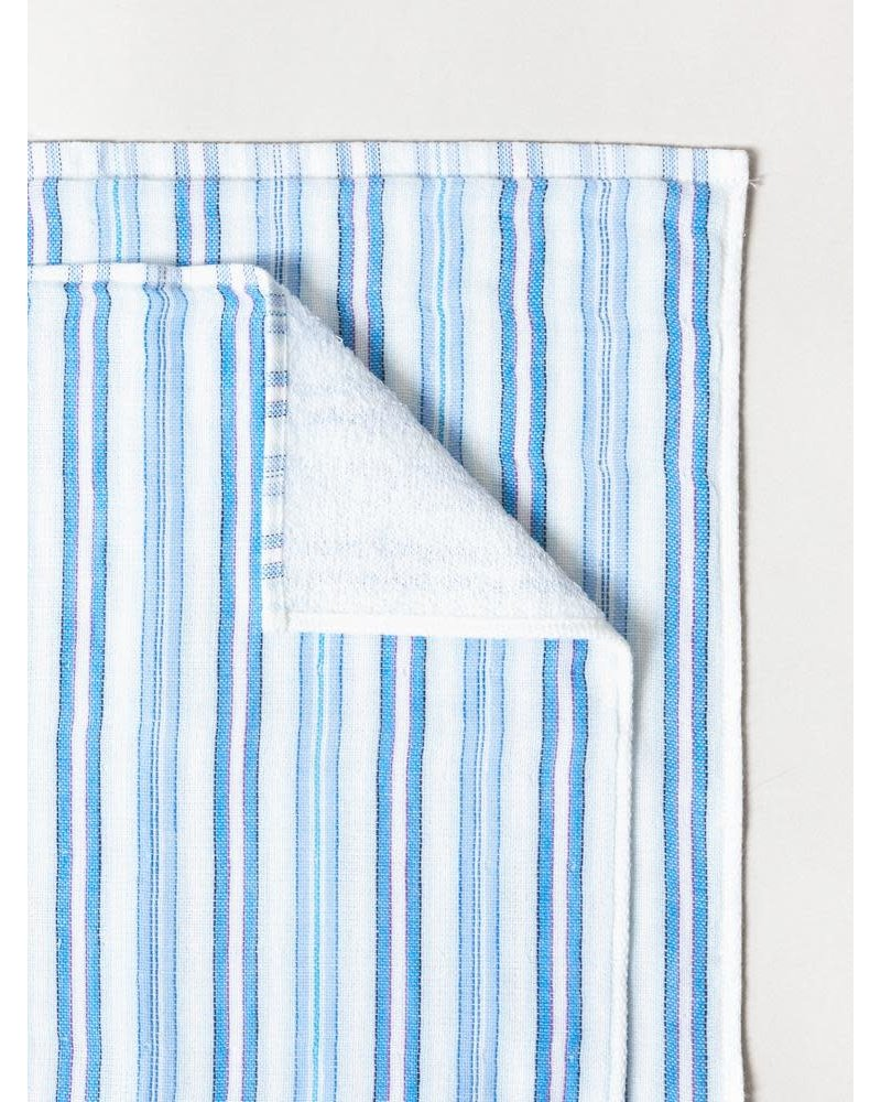 Shirt Stripe Hand Towel (EB)