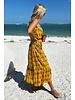 India Sundress- Marigold