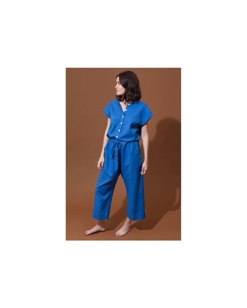 Jumpsuit Barbizon Blue