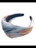 Tie Dye Headband- Blush