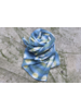 Yellow & Blue Hand Dyed Bandana
