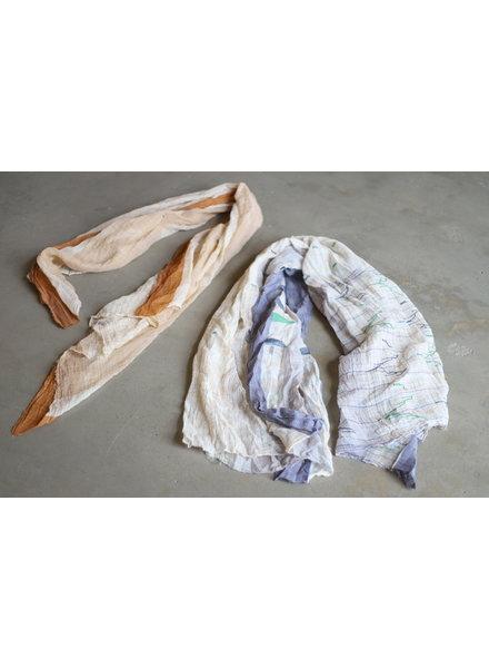 Sari Fragment- Mist