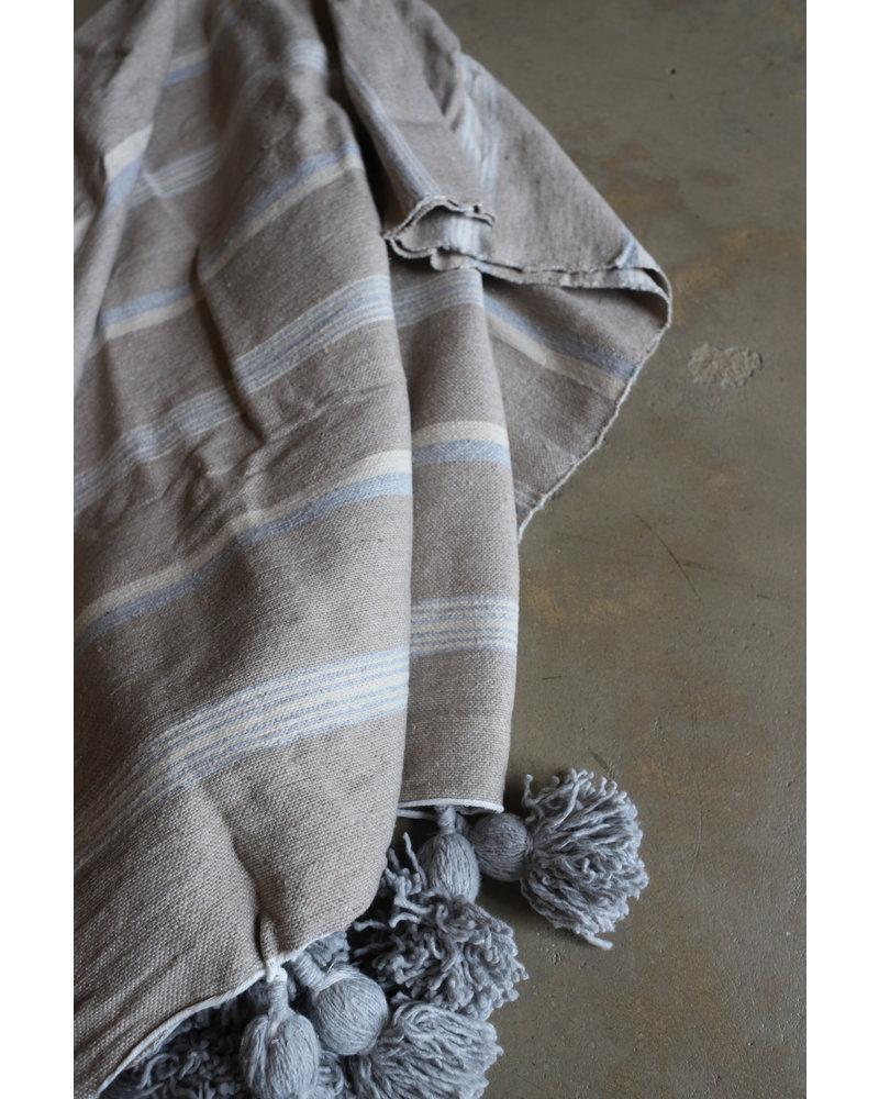 #2015 Simple Cotton, Small, Multi Stripe Urchin
