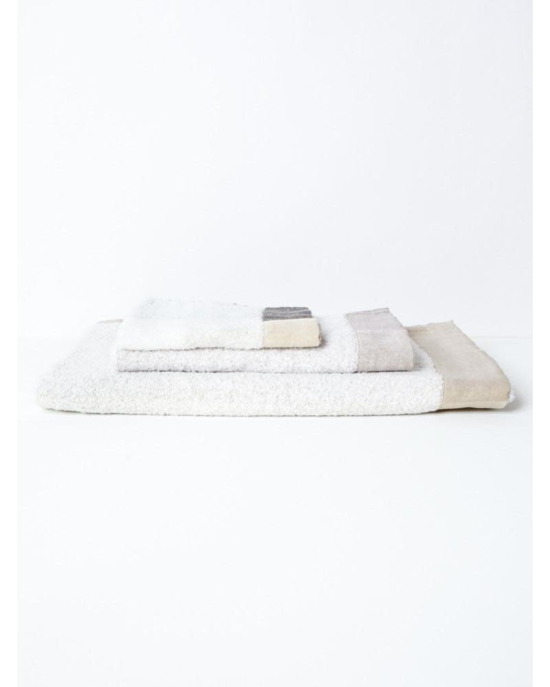 Palette Hand Towel Taupe
