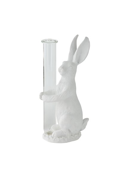 Bunny Test Tube Vase