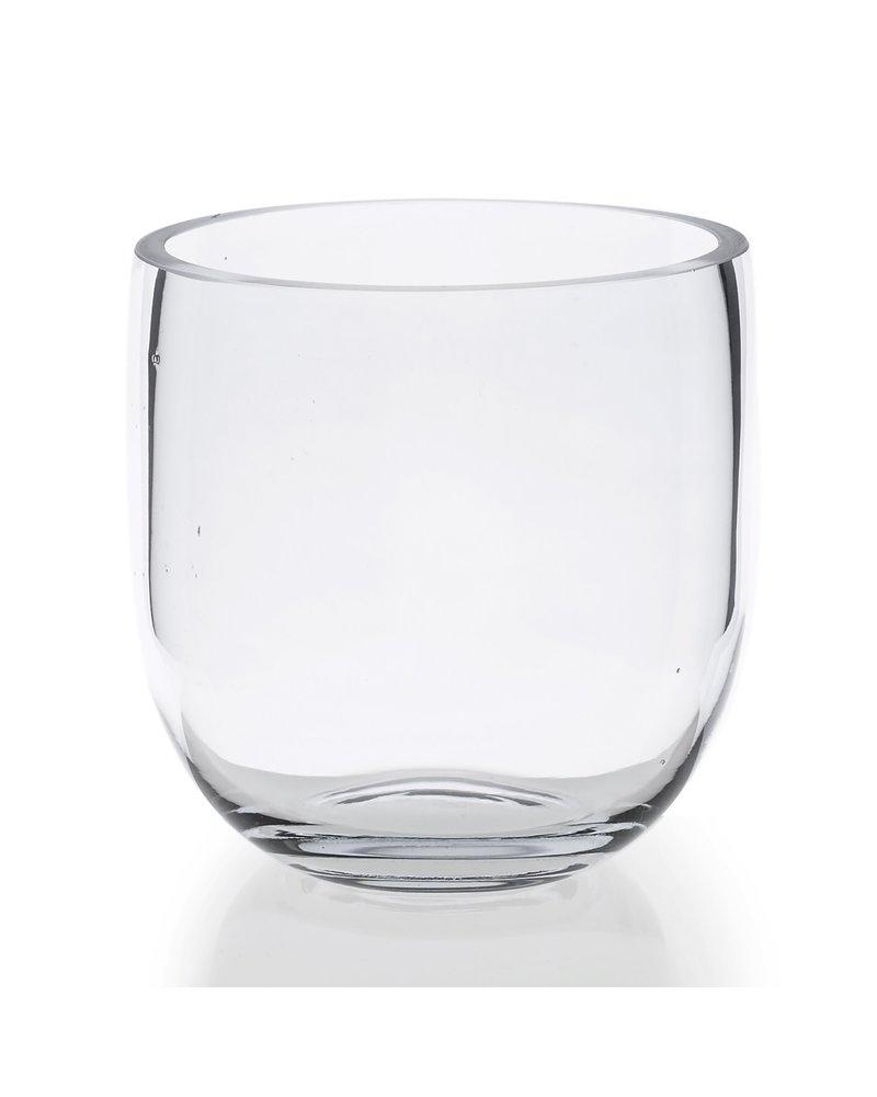 "Fat Bowl Vase- Small 6.3"""