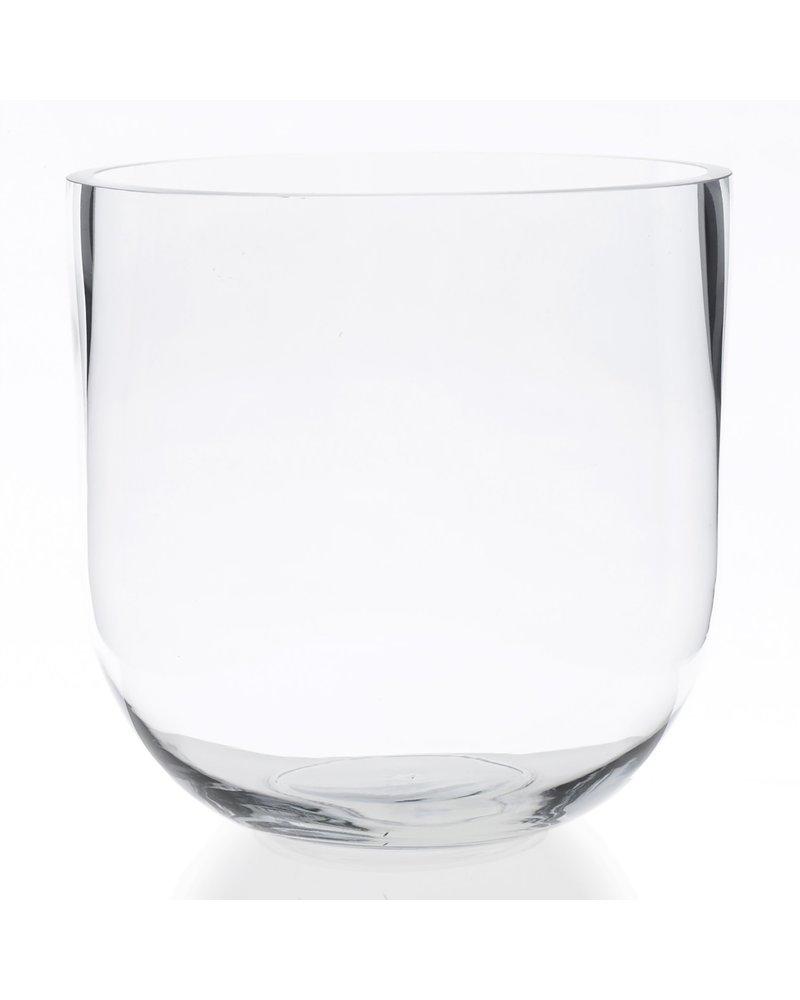 "Fat Bowl Vase- Large 9.5"""