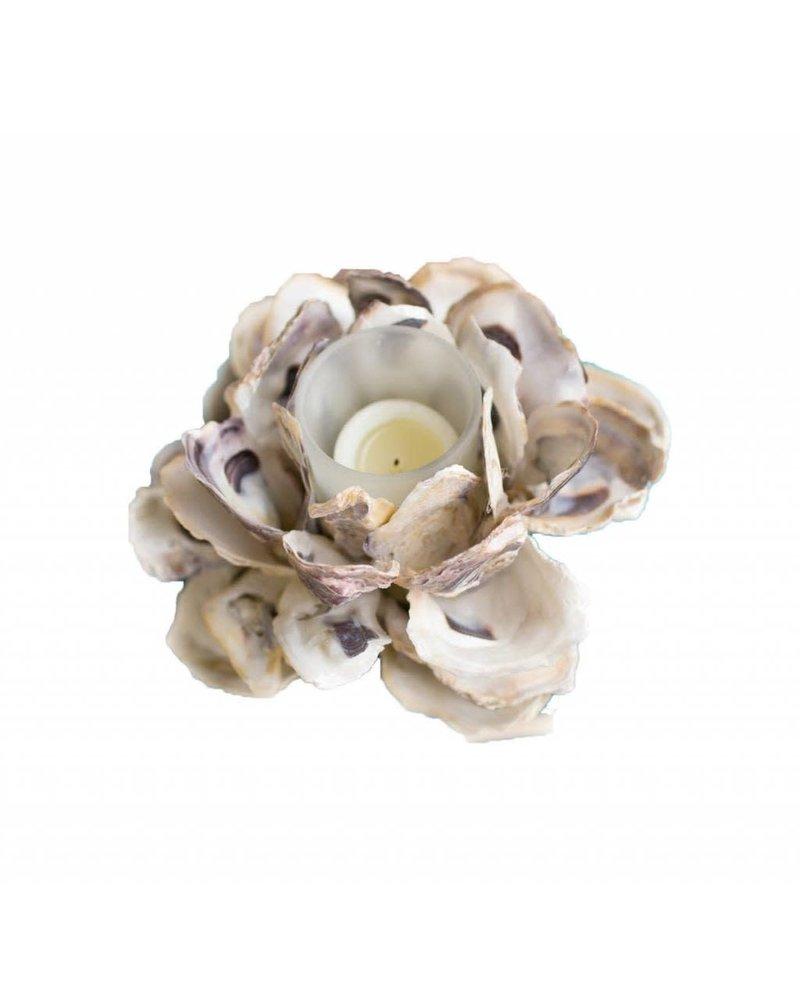 Oyster Cluster Votive Holder