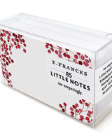 Red Berries Little Notes