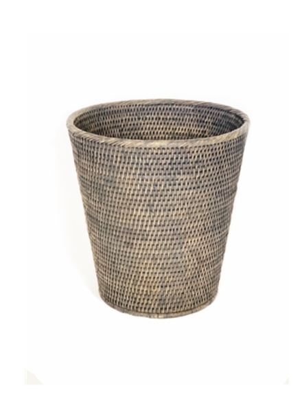 Round Waste Basket, GW  (Small)