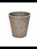 Round Waste Basket, GW  (Small)