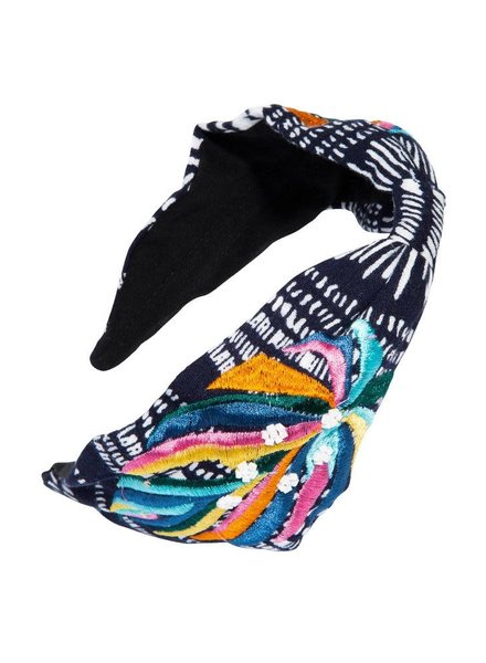 Spray Palm Headband