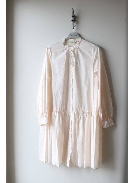 Tiered Dress- Blush
